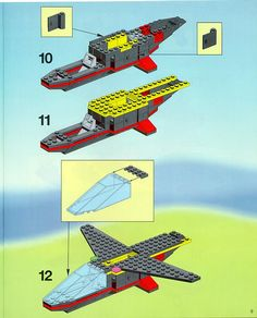 City - Midnight Transport [Lego 1687]
