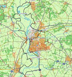 Gorssel - Zutphen - Bronkhorst (54 km) # Een fietsroute door de fraaie uiterwaarden van de Gelderse IJssel, met een heuse ruïne. Ook doet u het historische centrum van het hanzestadje Zutphen aan.