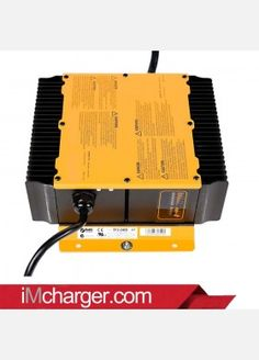 Delta Q Battery Charger For Polaris GEM. Can be used on Ford Think NEV. Can be programmed for any battery type, Gel, Lead Acid, Lithium Ion. Lead Acid Battery Charger, Automatic Battery Charger, Gem Electric Car, Ford Think, Gem Cars, Ford Focus Hatchback, Golf Cart Batteries, Portable Battery, Diy Car