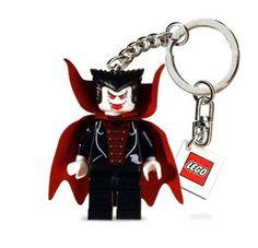 """Брелок """"Граф Дракула"""" Lego (лего 851035)  — купить в Москве, цена, обзор, инструкция ― Kinderlux"""