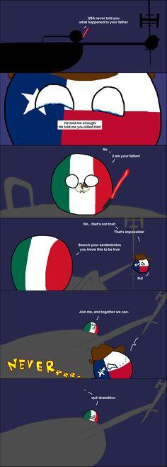Image result for polandball comics mexico