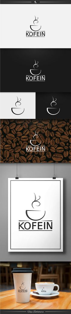Kofein | Logo on Behance