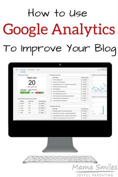 How to use Google Analytics to improve your blog. A look at a new ebook - course, really - that takes bloggers through 33 steps to create a better blog by using Google Analytics.