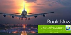 Traveling to places is really a wonderful experience and all one needs is a tourist visa to land in their favorite destination. To get flight reservation without paying, just visit our website.