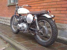 """B.R.Moto: Kawasaki z400 1978 """"BR007"""""""