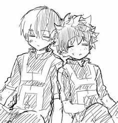 Todoroki & Midoriya