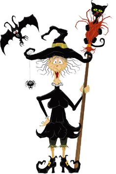 Here you find the best free Scary Witch Clipart collection. You can use these free Scary Witch Clipart for your websites, documents or presentations.
