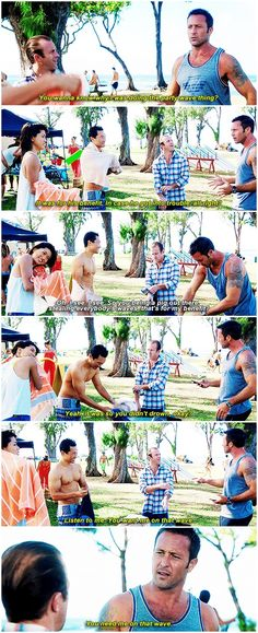 hawaii five 0 mcdanno alex o'loughlin scott caan grace park daniel dae kim requests h50: 6x13 okay steve