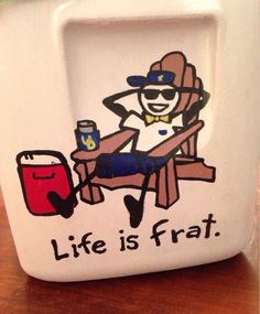 This is the cutest cooler ever.