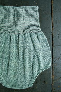 Whit's Knits: Baby Bloomers - The Purl Bee