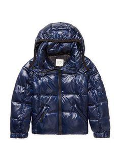 Mogul Puffer Jacket