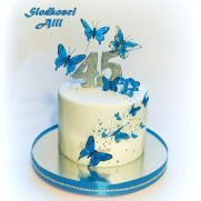 A place for people who love cake decorating. Butterfly Cakes, Butterflies, Love Cake, Baby Shower Cakes, Cake Decorating, Moon, Desserts, Cakes Baby Showers, The Moon