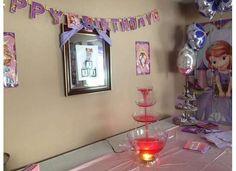Christina S's Birthday / Frozen (Disney) - Photo Gallery at Catch My Party Disney Birthday, Frozen Birthday, 3rd Birthday, Birthday Parties, Princess Sofia Party, Sofia The First, Disney Frozen, Sleepover, Frame