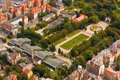 Poznan Poland, Park Wilsona
