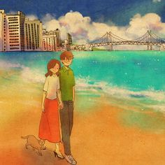 new ideas travel quotes love couples eyes Love Is Sweet, What Is Love, Cute Love, Couple Art, Love Couple, Couple Things, Puuung Love Is, Famous Bridges, Art Anime
