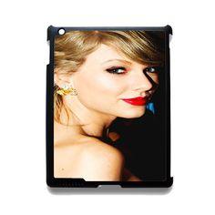 Taylor Swift Red Lips TATUM-10552 Apple Phonecase Cover For Ipad 2/3/4, Ipad Mini 2/3/4, Ipad Air, Ipad Air 2