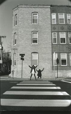 X marks the spot on Bishop Allen Drive.  DiscoverCentralSquare.com