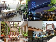 The Best Restaurants to Eat Outdoors in Philadelphia, 2014 Edition | Serious Eats