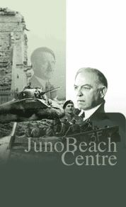 Juno Beach Centre - Commemorating the Canadian war effort
