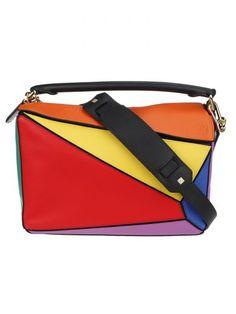 LOEWE Loewe Puzzle Bag. #loewe #bags # #