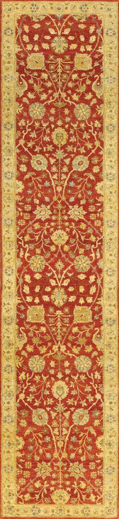 Varsari Rust Beige Wool Rug  VRS10395