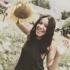 When she brought sunshine into your life: | Community Post: 25 Times Gina Rodriguez Was The Most Adorable Celeb On Instagram