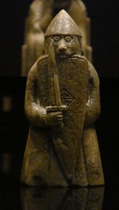 The Missing Pieces: Unraveling the history of the Lewis Chessmen Viking Chess, Viking Art, Viking Culture, Archaeological Finds, Chess Pieces, 12th Century, National Museum, British Museum, Archaeology