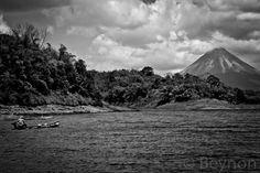 Arenal Volcano - Arenal, Costa Rica Volcano, Mount Rainier, Costa Rica, Boat, Train, Mountains, Nature, Dinghy, Volcanoes