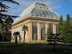 Royal Botanical Gardens, Edinburgh, Scotland i have been to scotland before but who wouldnt want to go back :)