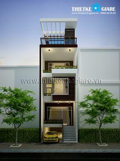House Outer Design, Minimal House Design, House Front Design, Small House Design, 3 Storey House Design, Bungalow House Design, Small House Floor Plans, Modern House Plans, Parking Plan