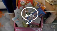 SPOILER ALERT: The #NurtureVoxBox is ready to SHIP OUT!! I'm getting this one. I'm so excited, Ginger Rogers!!