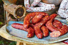Salumi Australia Free Range Pork Chorizo and Smoked Chorizo Free Range, 100 Free, Chorizo, Sausage, The 100, Pork, Pizza, Australia, Smoke