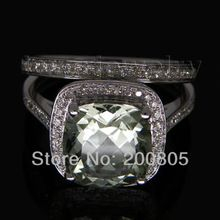 5.18Ct Diamond Green Amethyst Ring Matching Wedding Band Ring In 14K/585 White Gold For Sale,   Engagement Rings,  US $599.00,   http://diamond.fashiongarments.biz/products/5-18ct-diamond-green-amethyst-ring-matching-wedding-band-ring-in-14k585-white-gold-for-sale/,  US $599.00, US $599.00  #Engagementring  http://diamond.fashiongarments.biz/  #weddingband #weddingjewelry #weddingring #diamondengagementring #925SterlingSilver #WhiteGold