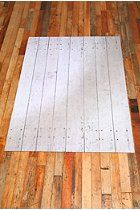 Trompe L'Oeil Floor Mat - White Washed  #UrbanOutfitters