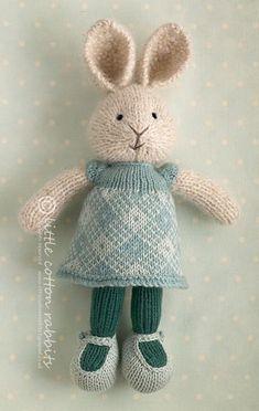Little Cotton Rabbits - Aileen