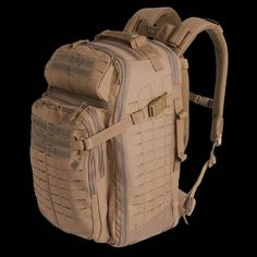 First Tactical Tactix 1-Day Plus Backpack in Coyote