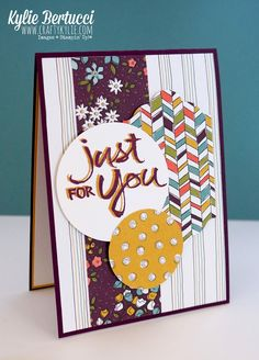 Stampin' Up! Australia: Kylie Bertucci Independent Demonstrator: Mojo Monday 425 - Sale-a-bration 2016 Sneak Peek