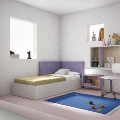 Camelot Bunkbed from Nidi Design   Nubie - Modern Baby Boutique