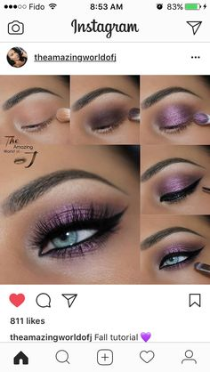 Gorgeous Makeup: Tips and Tricks With Eye Makeup and Eyeshadow – Makeup Design Ideas Eye Makeup Blue, Dramatic Eye Makeup, Eye Makeup Steps, Hooded Eye Makeup, Makeup For Green Eyes, Natural Eye Makeup, Smokey Eye Makeup, Eyeshadow Makeup, Makeup Tips
