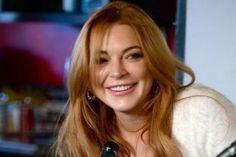 Lindsay Lohan condenada a más trabajo comunitario. Foto: AFP