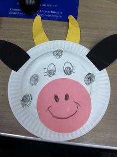 Preschool farm craft