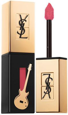 Yves Saint Laurent Beaute Limited Edition Glossy Stain Guitar Edition Lip Color