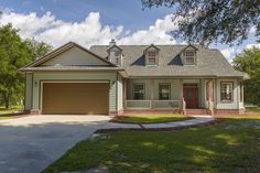 Garage Home In Gated Spruce Creek Fly In Golf Community Building Just