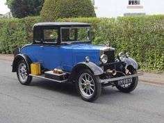 Morris Cowley Doctors Coupe (1929)
