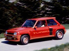 Turbo: la legende en 10 voitures. Renault 5 Turbo 1980-86