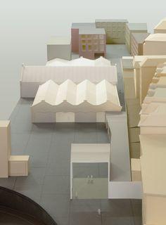 Musée cantonal des Beaux-Arts, Lausanne - Caruso St John Architects