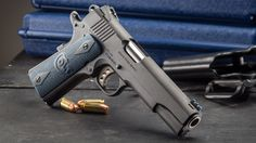 Colt's New M1911s: The Competition Pistol and Lightweight Commander Find our speedloader now! http://www.amazon.com/shops/raeind