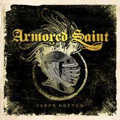 #RECENSIONE #ArmoredSaint ((Carpe Noctum - live album - ))    #RECENSIONE #ArmoredSaint ((Carpe Noctum - live album - )) Il Santo Corazzato è ancora affamato di acciaio, nonostante tre decadi e mezzo di carriera abbiano accumulato polvere sulle sue ossa stanche. Ora l'armatura è di nuovo lucida e pronta all'uso, e gli Armored Saint sfornano un live album di tutto rispetto: Carpe Noctum. Otto brani che sono ormai dei classici dell'heavy metal americano, il tutto per una durata