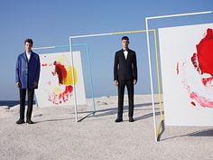 DIOR HOMME | SPRING / SUMMER 2014 CAMPAIGN - PUSH IT Magazine