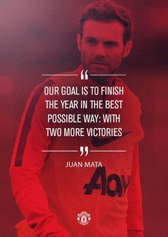 .@JuanMata8 is eyeing a strong end to 2014 for #mufc...